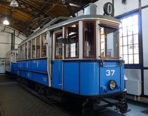 """Muzealna Linia Specjalna Tramwaj """"0"""""""